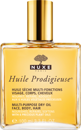 Nuxe's Huile Prodigieuse - A Look Lust-Worthy Drug Store Find