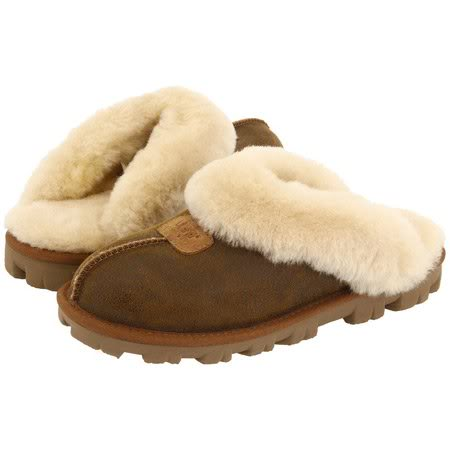 Holiday Gift Guide - The Ugg Coquette Bomber Slipper